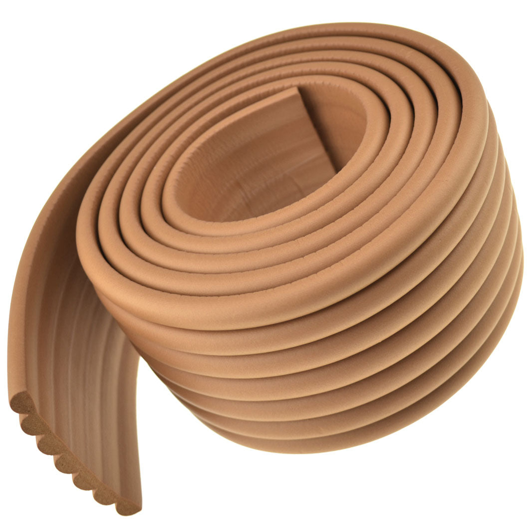 1 Roll Brown Multi-Purpose Edge Protectors 78.7 inches (2 meters)