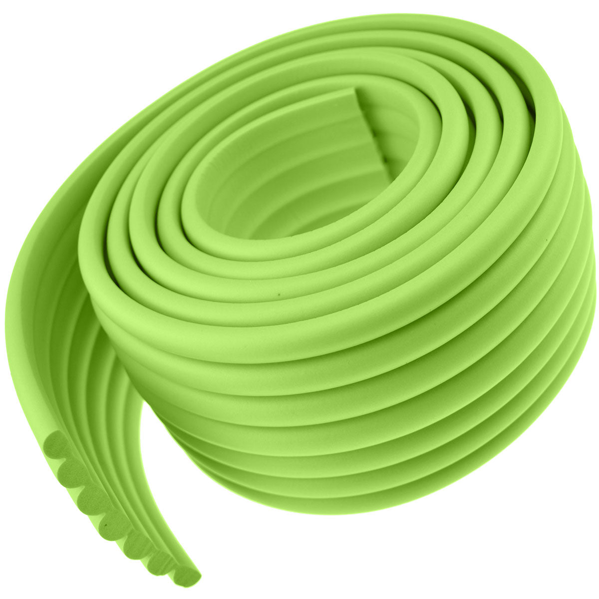 1 Roll Green Multi-Purpose Edge Protectors 78.7 inches (2 meters)