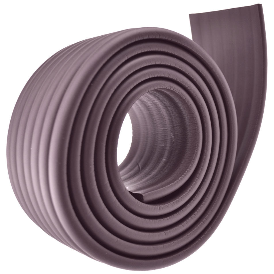 1 Roll Maroon Multi-Purpose Edge Protectors 78.7 inches (2 meters)