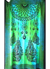 Tie-Dye Dreamcatcher Tapestry