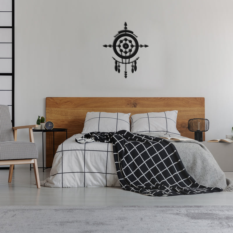 Boho - Metal Wall Art