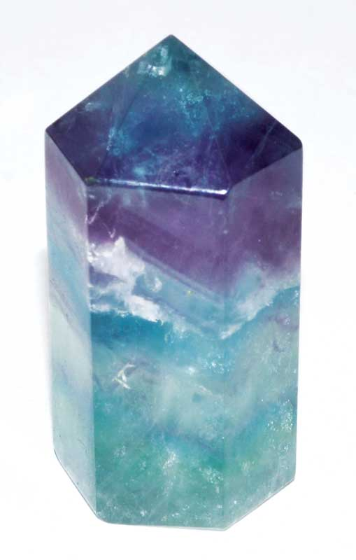 "1 1/4""+ Fluorite Obelisk inspire~balance~self worth"
