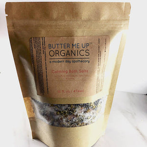 Lavender Calming & Detoxifying Bath Salts