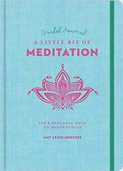 Little bit of Meditation by Amy Leigh Mercree