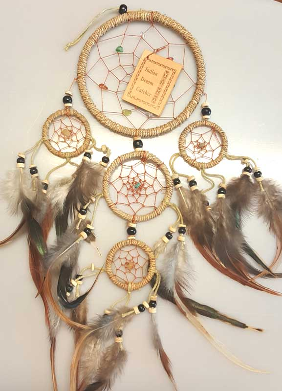 Simple & Natural Dream Catcher