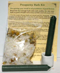 Prosperity Bath Ritual Kit