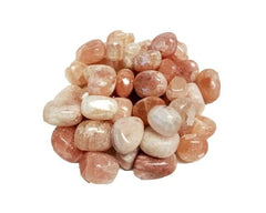 Red Calcite Tumbled future~healing~release