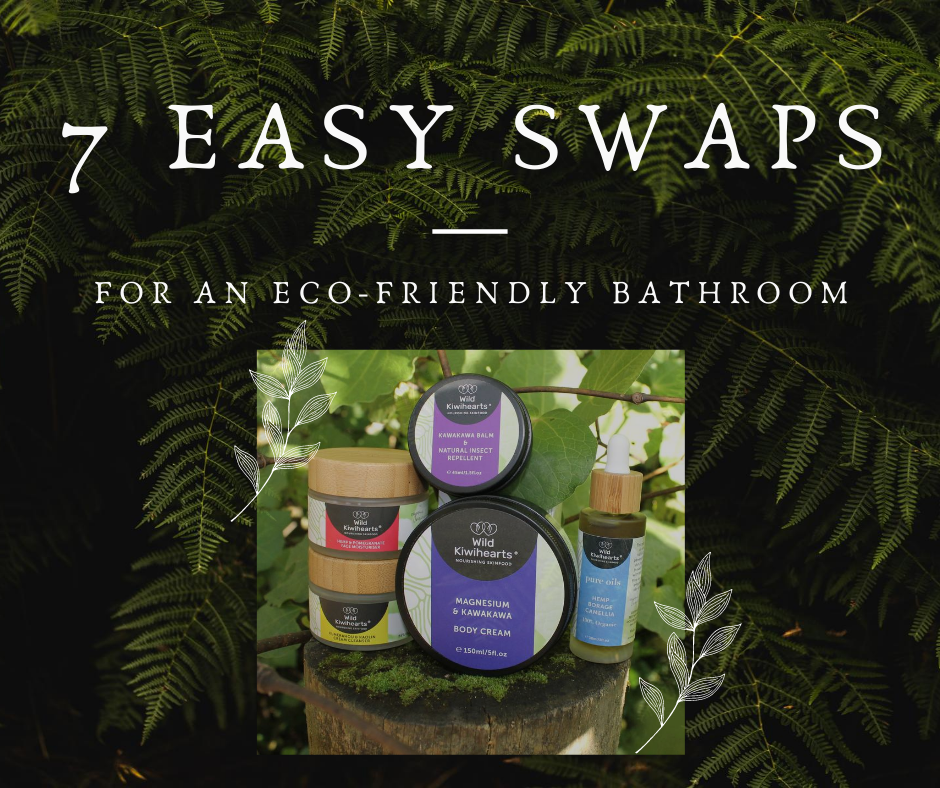 7 Easy Swaps for an Eco-Friendly Bathroom