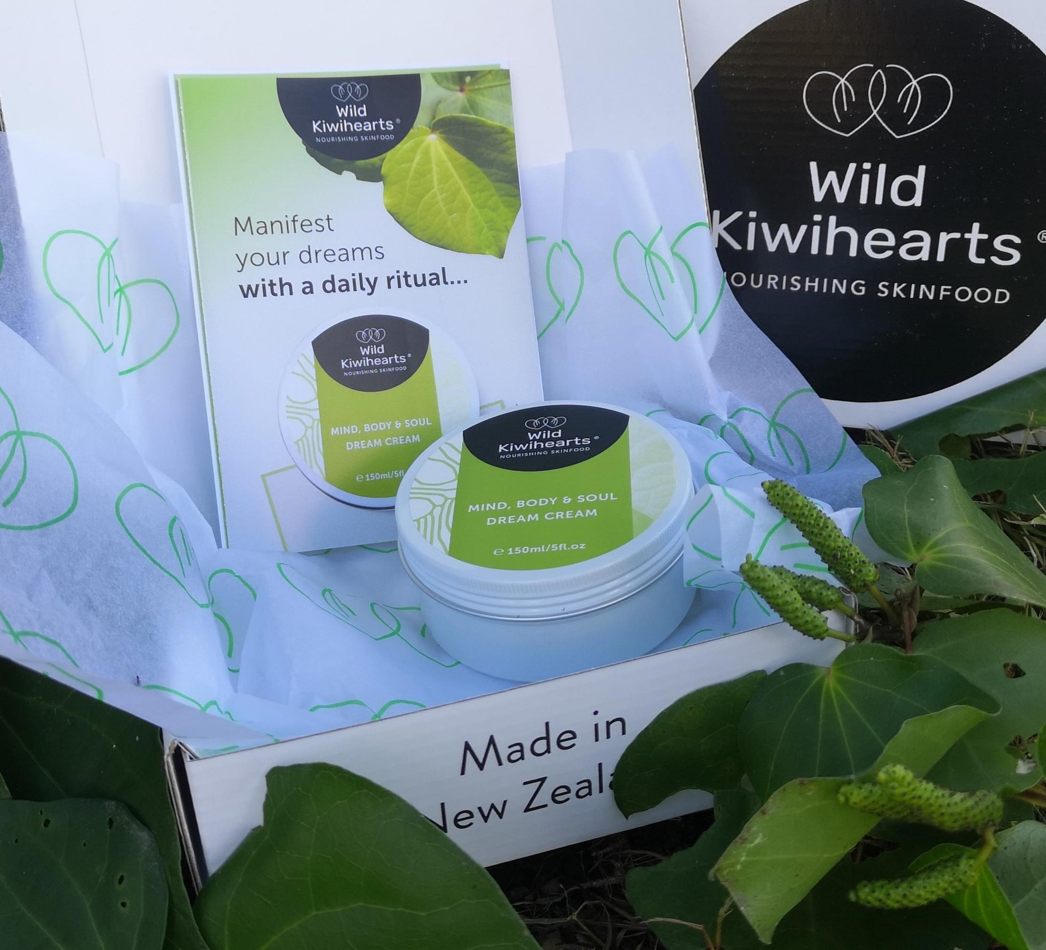"The Mindful Gift Box    ""Mind Body Soul"" Dream Cream"