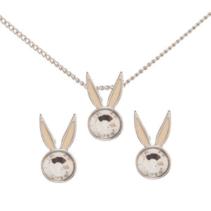 Looney Tunes Bugs Bunny Jewelry Set