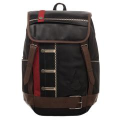 Assassin's Creed Rouge Backpack Bag Inspired by Assassin's Creed Shay - poshopolis