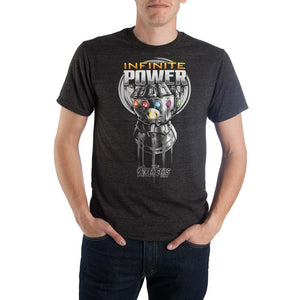 Avengers Infinity War Infinite Power Men's T Shirt