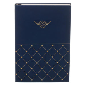 Wonder Woman Journal DC Accessory Wonder Woman Gift - DC Journal Wonder Woman Accessory