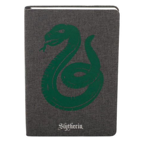 Slytherin Journal Harry Potter Journal Slytherin Gift - Slytherin Diary Harry Potter Accessory