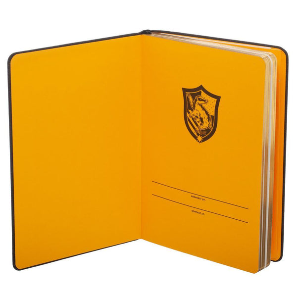 Hufflepuff Journal Harry Potter Accessory Hufflepuff Diary - Harry Potter Journal Hufflepuff Gift