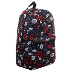 Marvel Deadpool Bag Sublimated Backpack - poshopolis
