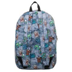 Scooby Doo Backpack Mystery Machine Bag - poshopolis