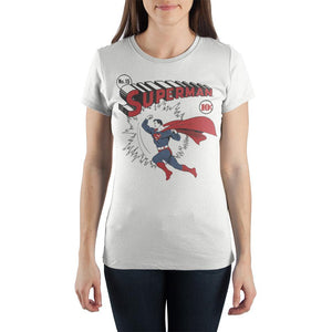 Superman Comic T-shirt