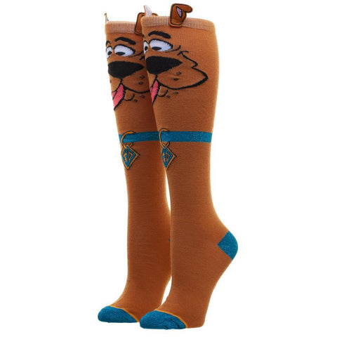 Scooby Doo Knee High Socks Scooby Doo Accessories Scooby Doo Gift - Scooby Doo Socks Scooby Doo Apparel