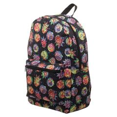 Rick and Morty Cosmic Psychedelic Expressions Sublimated Backpack - poshopolis
