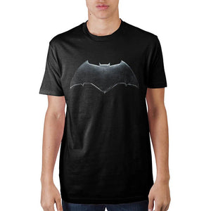 Justice League Batman Logo T-Shirt - poshopolis