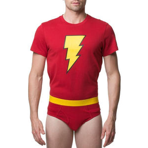 DC Comics Shazam Underoos for Men