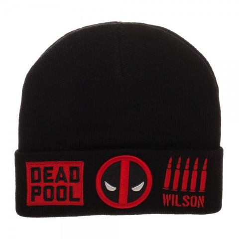 Deadpool Omni Batch Beanie - poshopolis