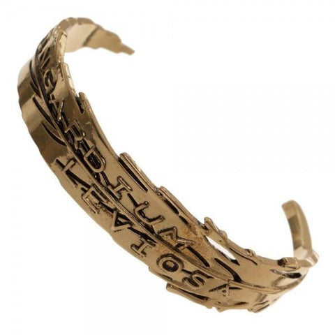 Harry Potter Wingardium Leviosa Cuff