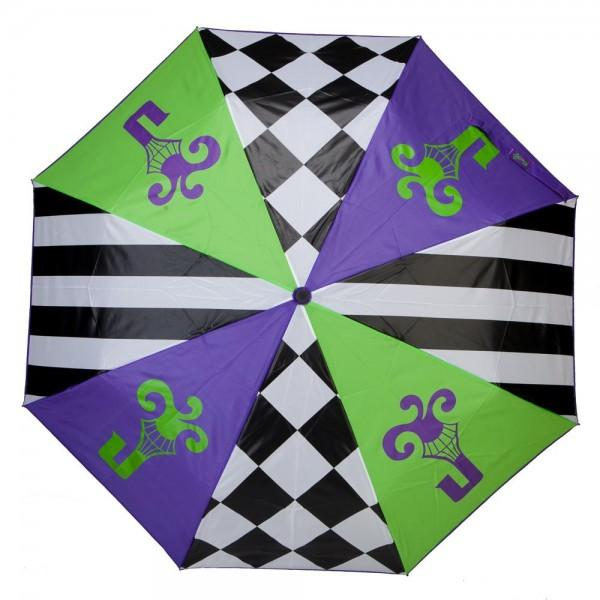 DC Comics Joker Panel Umbrella - poshopolis