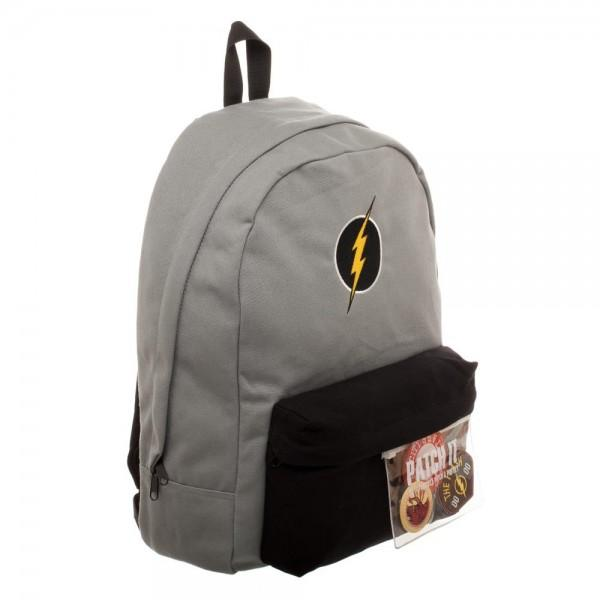 Flash DIY Patch It Backpack - poshopolis