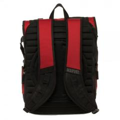 Marvel Deadpool Tactical Roll Top Backpack - poshopolis
