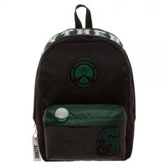 Harry Potter Slytherin Backpack - poshopolis