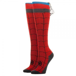 spiderman socks with cape