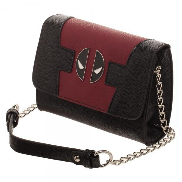 Deadpool purse- poshopolis