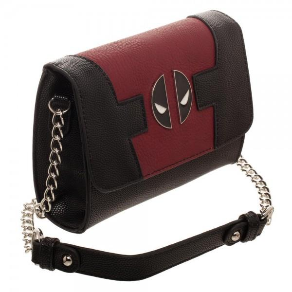 Deadpool Juniors Sidekick Handbag - poshopolis