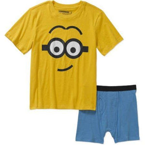 Despicable Me Minion Underoos for Kids