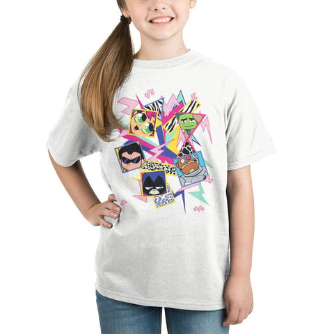 Teen Titans TShirt for Girls