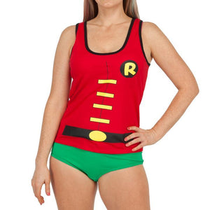 Dc Comics Robin Underoos for Women