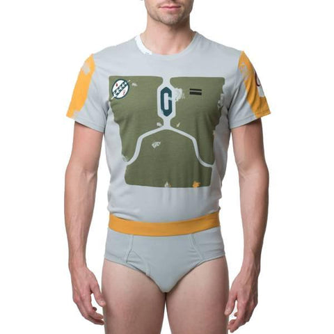 Star Wars Boba Fett Underoos for Men