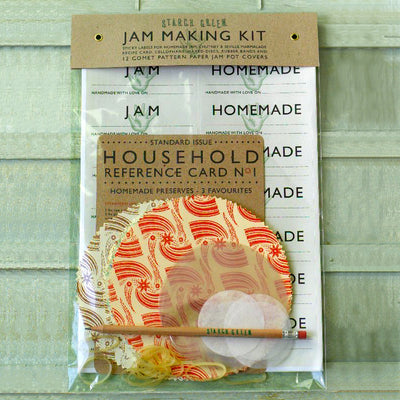 Comet Jam Making Kit