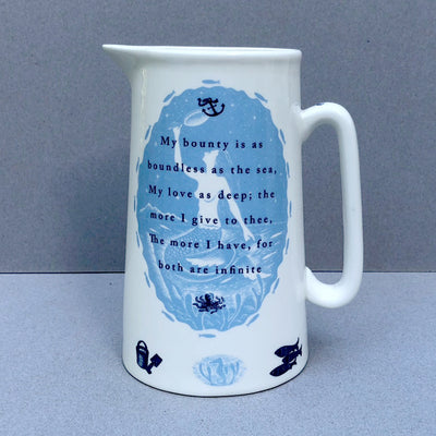 Tide Song Jug