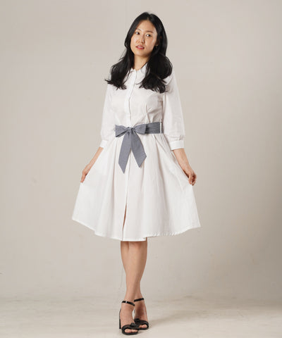 Lady Essential Shirt Dress - Rora