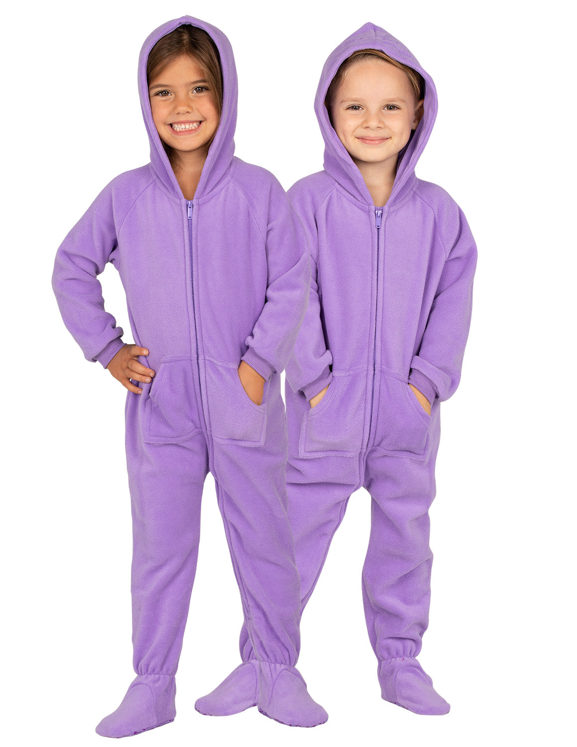 Purple Rain Toddler Hoodie Fleece Onesie