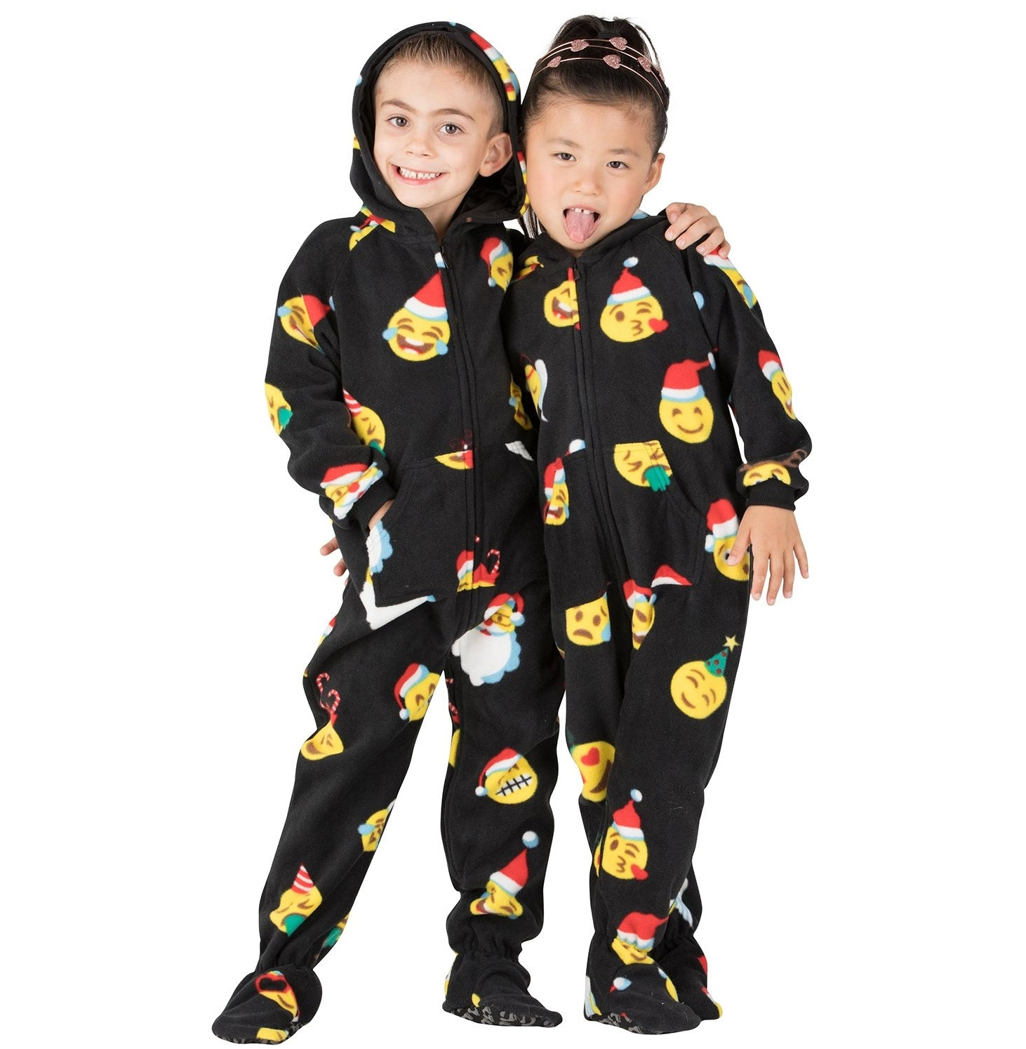 Baby Romper Suit Boy Girl One Piece Bell Emoticon