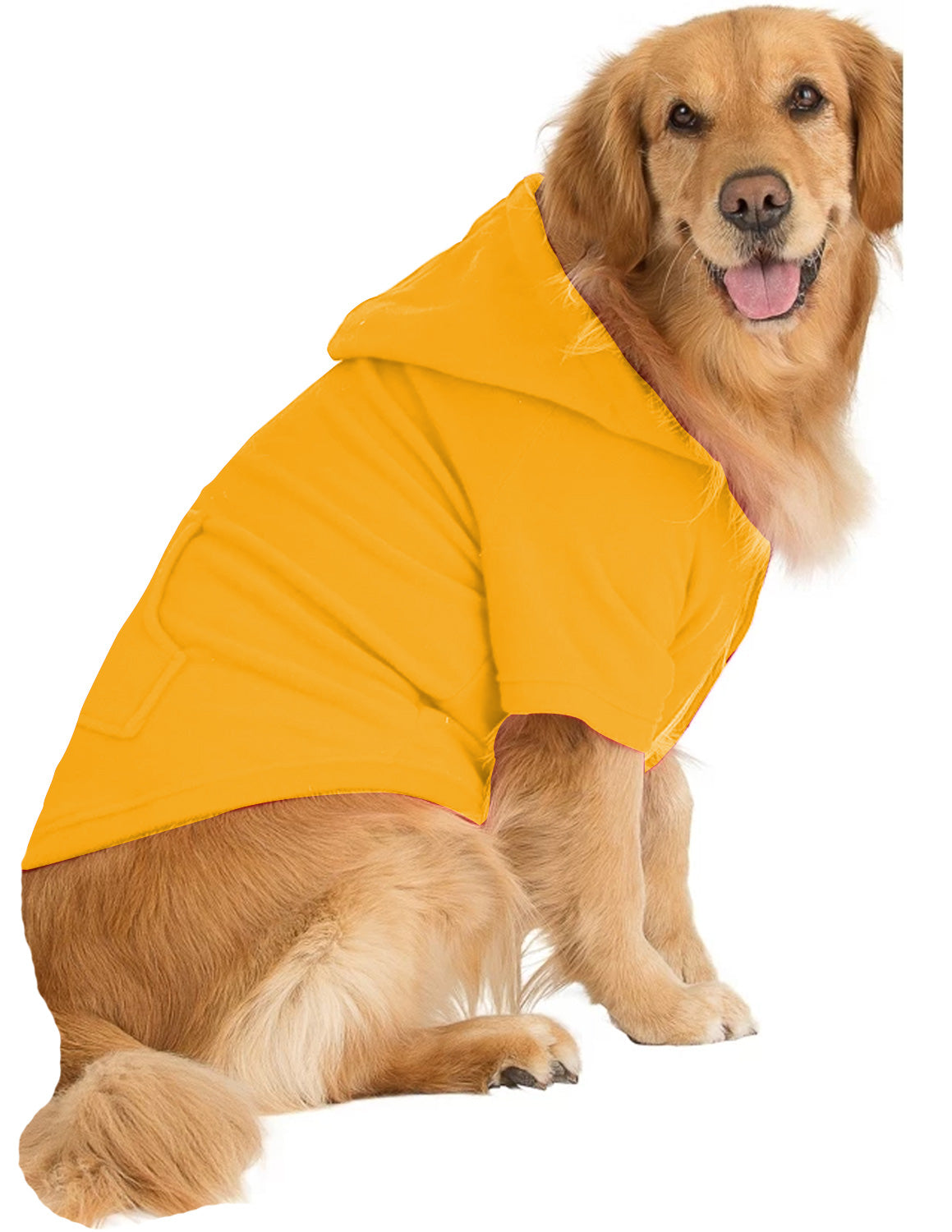 Creamsicle Pet Pjs Fleece Hoodie