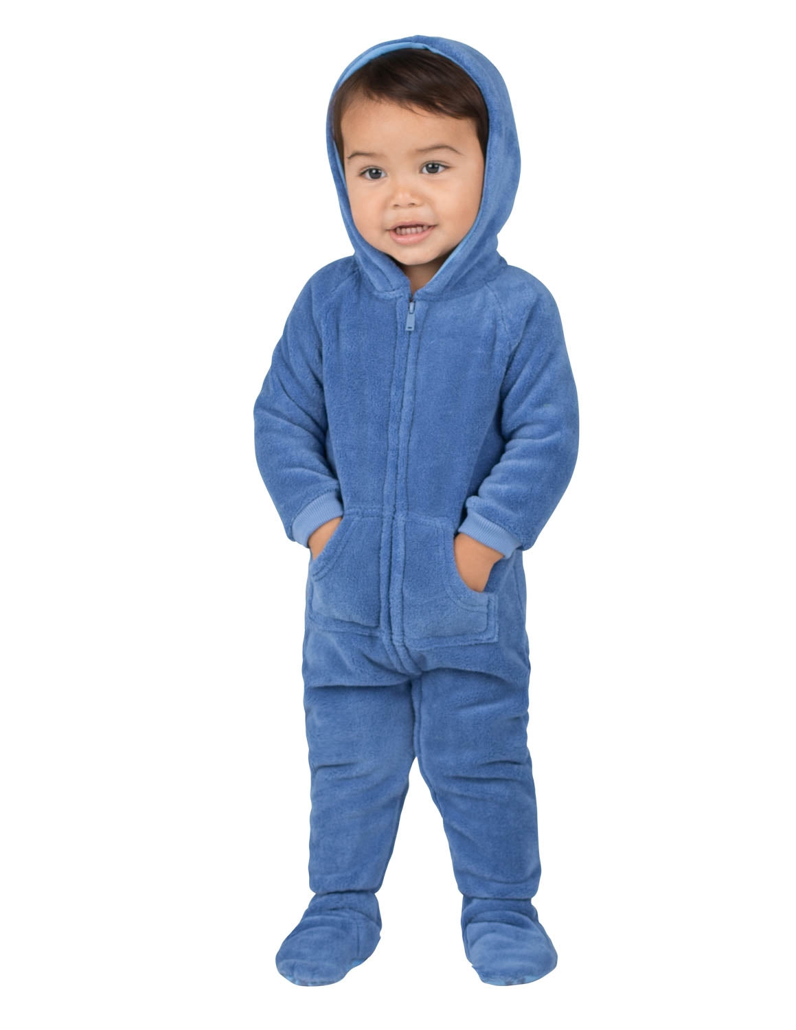 Under The Sea Infant Hoodie Chenille Onesie