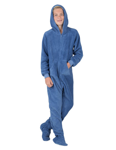 Under The Sea Kids Hoodie Chenille Onesie