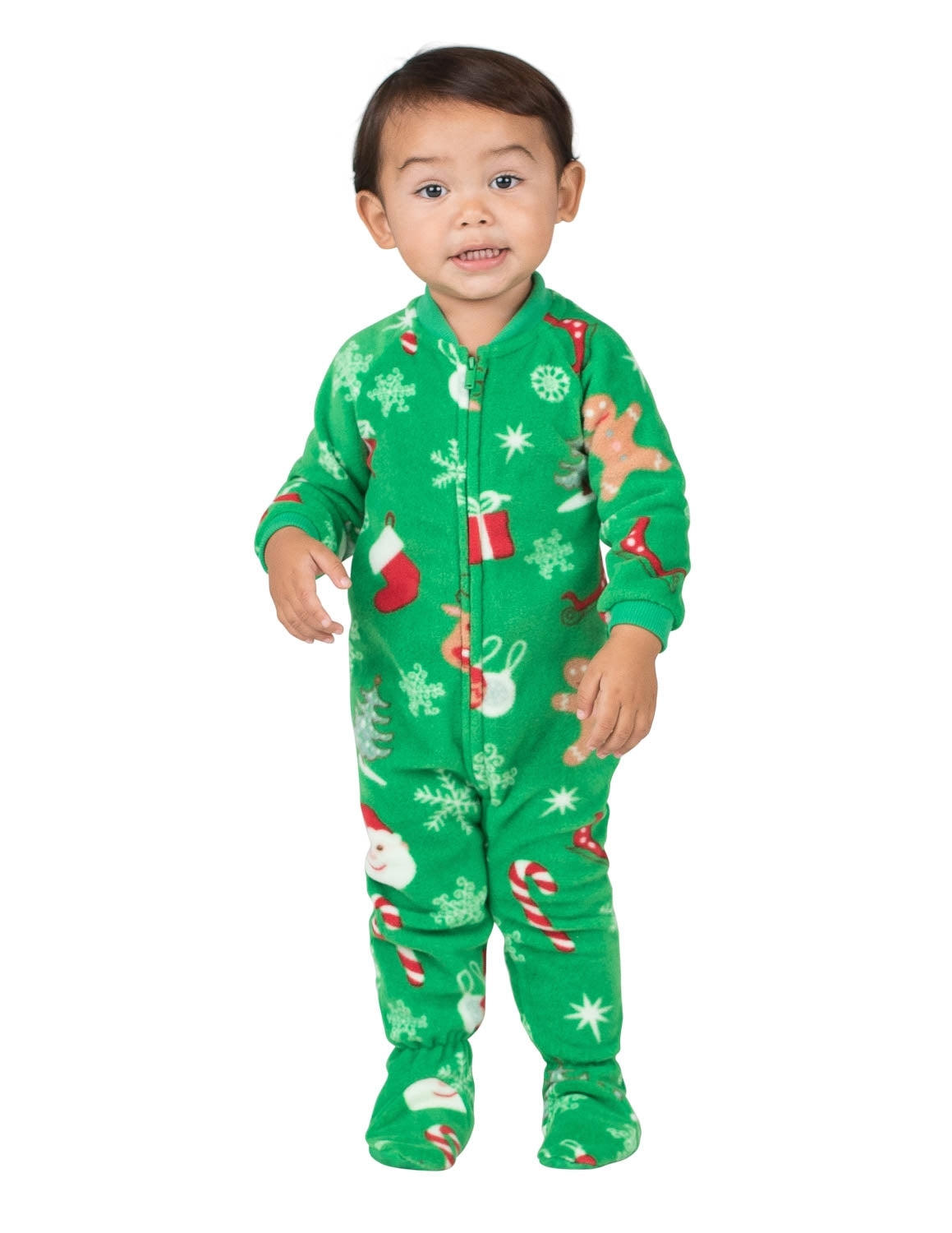 Tis The Season Infant Fleece Onesie