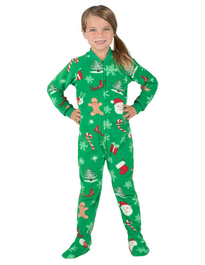 Tis The Season Toddler Fleece Onesie