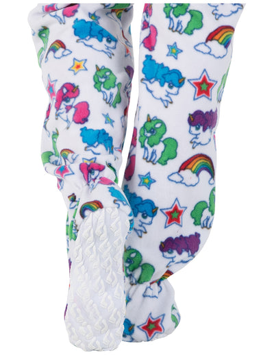 Rainbows N' Unicorns Adult Hoodie Fleece Onesie